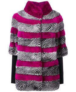 Liska | Striped Jacket Size Medium