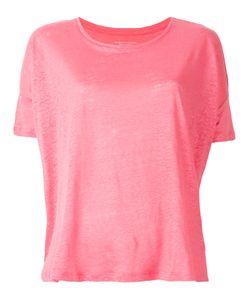 MAJESTIC FILATURES | Plain T-Shirt Size 3