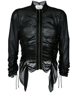 3.1 Phillip Lim | Прозрачная Куртка Со Сборками