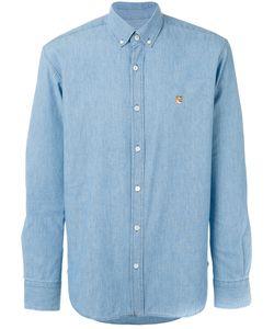 Maison Kitsune | Maison Kitsuné Embroidered Fox Shirt