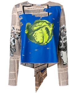 J.W. Anderson | Newspaper Lettuce Top Women