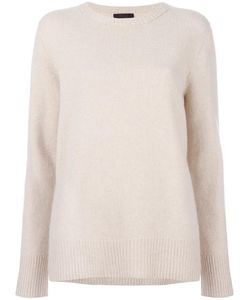 The Row   Ribbed Detail Jumper Small Cashmere/Wool
