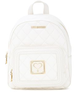 Love Moschino   Quilted Backpack Polyurethane