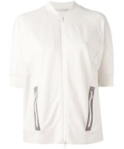 Brunello Cucinelli | Short Sleeve Jacket Xs Cotton/Spandex/Elastane