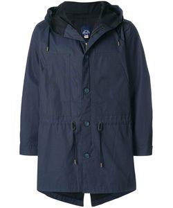 Bleu De Paname   Hooded Jacket Men