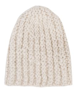 The Elder Statesman | Cashmere Ribbed Beanie Adult Unisex Cashmere