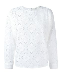 Vanessa Bruno Athe'   Vanessa Bruno Athé Cut Out Top Size