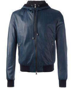 Dolce & Gabbana | Hooded Bomber Jacket 48 Lamb