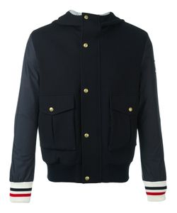 Moncler Gamme Bleu | Hooded Bomber Jacket 5 Virgin