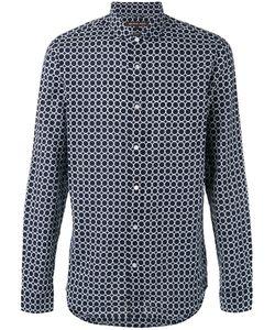 Michael Kors | Printed Shirt Size Xxl