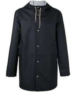 STUTTERHEIM | Hooded Raincoat Size Large