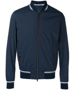 Herno | Contrast Trim Bomber Jacket Size 50