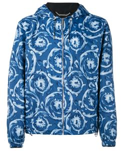 Versace | Куртка С Капюшоном И Орнаментом