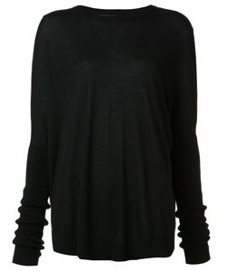 SALLY LAPOINTE | Long-Sleeved Top Xs/S Cashmere