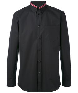Givenchy | Рубашка С Контрастным Воротником