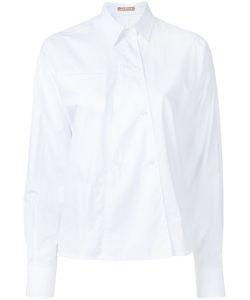 Nehera | Poplin Shirt 38 Cotton