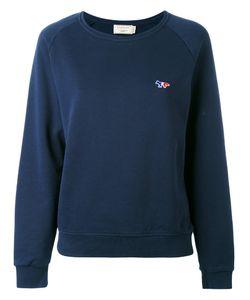 Maison Kitsune | Maison Kitsuné Embroidered Logo Sweatshirt