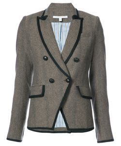 Veronica Beard | Tweed Fitted Blazer Women