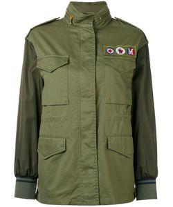 Moncler | Zamia Field Jacket 1 Cotton/Polyamide