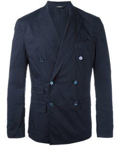 Dolce & Gabbana | Double-Breasted Blazer 46 Cotton