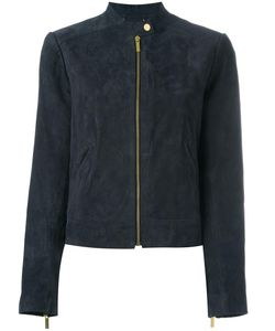 Michael Michael Kors | Zipped Bomber Jacket Large Goat