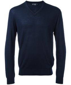 Hackett | V-Neck Jumper Size Large