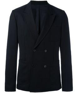 Ami Alexandre Mattiussi | Double Breasted Jacket 54 Acetate