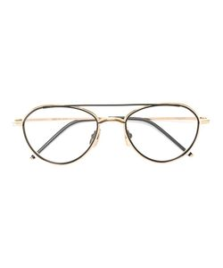 Thom Browne | Round Frame Glasses