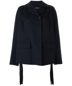 Joseph | Short Button Coat 40 Cashmere/Wool/Viscose