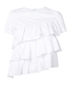 Co | Ruffled Asymmetric Top Medium Tton