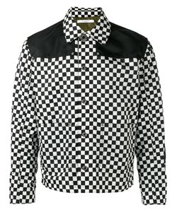 Givenchy | Checkered Bomber Jacket Size 52