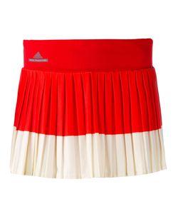 Adidas By Stella  Mccartney | Adidas By Stella Mccartney Contrast Pleated Skirt