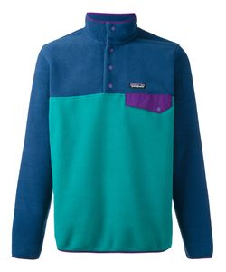 Patagonia | Contrast Roll Neck Top