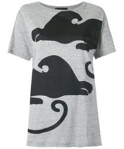Andrea Bogosian | Printed T-Shirt