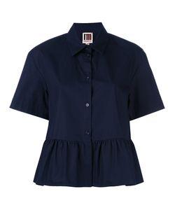 I'm Isola Marras | Ruffled Shortsleeved Shirt Size 44