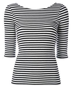 Theory | Striped T-Shirt