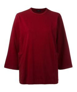 Joseph | Cropped Sleeves Jumper Size