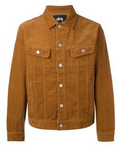 Stussy | Chest Pockets Ribbed Jacket