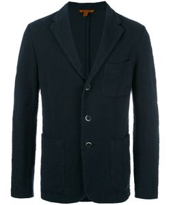 Barena   Three Button Blazer 48 Cotton