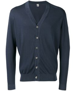 Eleventy   V-Neck Cardigan Size Large