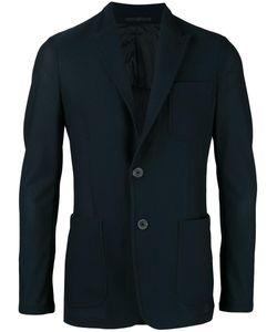 Giorgio Armani | Two Button Blazer 56 Polyamide/Spandex/Elastane
