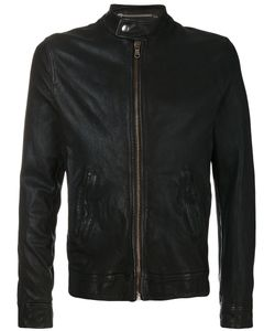 Pihakapi | Zip Up Biker Jacket Men