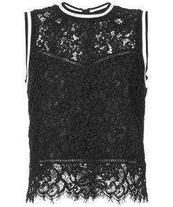 Veronica Beard | Lace Detail Tank Top