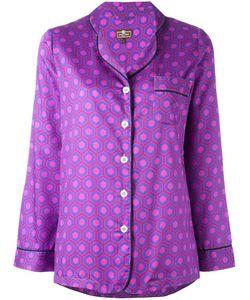OTIS BATTERBEE | Printed Pyjama Set Small Cotton