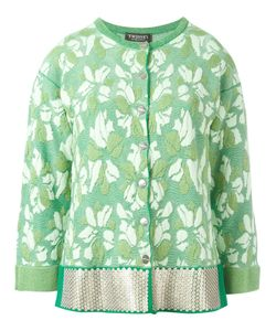 Twin-set | Pattern Fitted Jacket Size Large