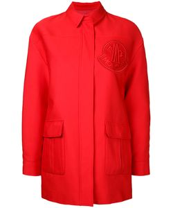 Moncler Gamme Rouge | Single Breasted Coat Size 0