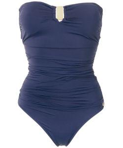 Brigitte | Draped Swimsuit G Polyamide/Spandex/Elastane