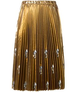 No21 | Swarovski Crystal Runway Skirt