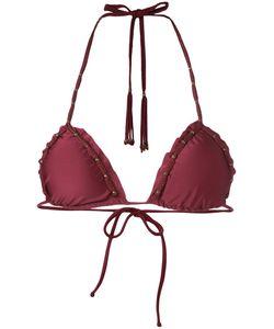 VIX | Braided Detail Bikini Top Size Small