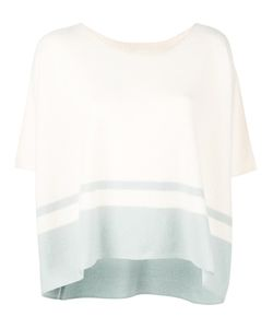 DUSAN | Loose-Fit Knitted T-Shirt Cashmere